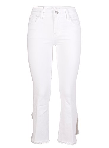 JBrand Damen JB000457A8314C028 Weiss Baumwolle Jeans a3pWiy