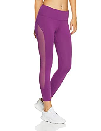 Lorna Jane Women's Vital Core Ankle Biter Tight, Aubergine, Small
