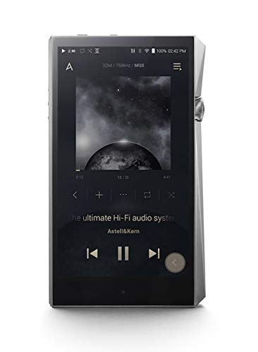 Astell&Kern A&Ultima SP2000 High-Resolution Music Player, Stainless Steel