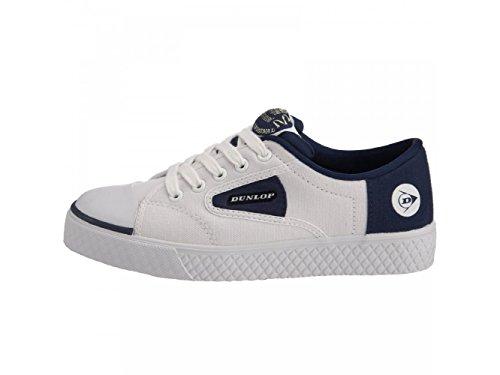 GREEN Dunlop ltext Navy Navy White Retro FLASH sneaker White BOqFn7dOrw
