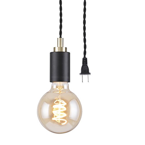 Tube Top Pendant Light