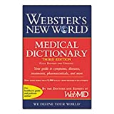 Best Houghton Mifflin Dictionaries - - Webster's New World Medical Dictionary, Third Edition Review