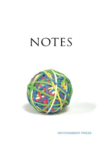 Notes: (Rubber band ball edition)