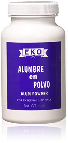 EKO Alumbre en Polvo Alum Powder 4 oz