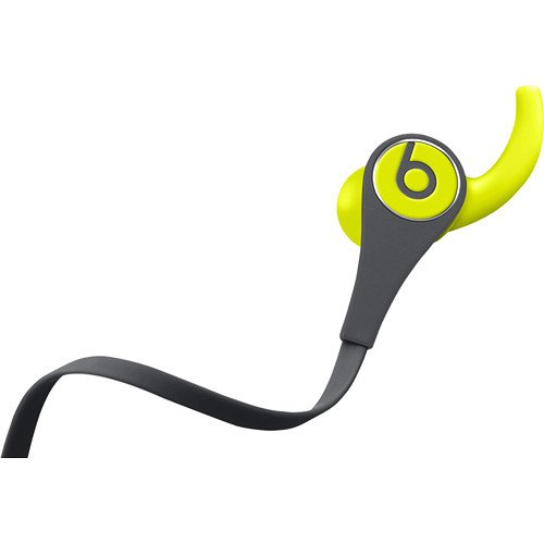 Beats Tour 2, Active Collection - Shock Yellow (Refurbished) (Beats By Dre Tour2 In Ear Headphones)