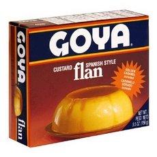 Goya Flan With Caramel 108x 5.5Oz