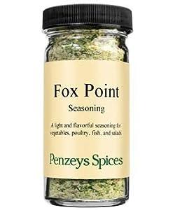 Fox Point Seasoning By Penzeys Spices 1.4 oz 1/2 cup jar