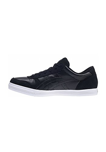 Black black Asics Adulte Basses Sneakers Aaron Mixte vSWAX4W