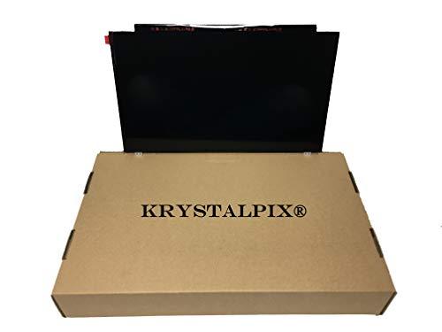 New  LCD Display FITS - HP Notebook  17.3 Non-Touch HD+ WXGA+ Edp Slim LED Screen - KrystalPix 3ZH88UA 3ZH88UA#ABA