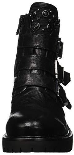 Dallas Giardini Kurzschaft Monaco Nero Damen Stiefel T dI6TTw