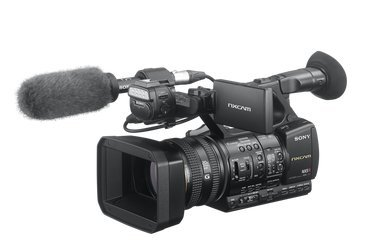 """Sony HXRNX5R Full-HD Compact Camcorder 3CMOS with Latest Technology, 3"""", Black"""