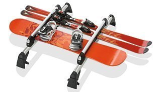 Volkswagen Snowboard and Ski Roof Rack Attachment - R32 04 Vw