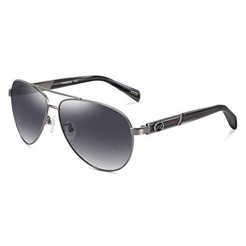 sol B Vogue Que Deporte Gafas Espejo UV de Running Nuevas los polarizadas Manera Conduce Aviador del de la de Hombres Htww5q