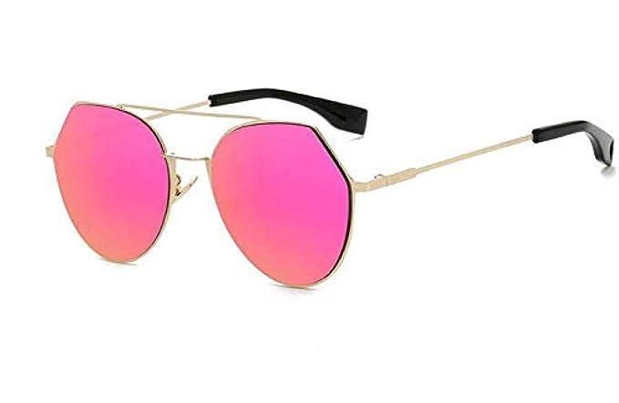Moda Ultra rosa Retrò Sole Donna Uv Eleganti Occhiali Ytty Light Da Stile