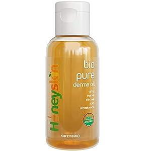 Scar and Stretch Mark Skin Care Oil