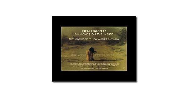 Amazon Music Ad World Ben Harper Diamonds On The Inside Mini