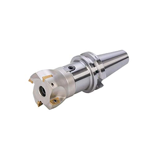 BoMiVa - 1set BT30 FMB22 45L toolholder collet chuck+400R 50-22 -4T right angel cutter for CNC mill for CNC machine face endmill by BoMiVa