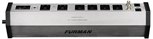 Furman Power Conditioner, Silver (PST-6) ()