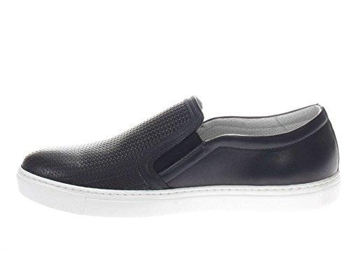Nero Giardini Uomo Sneaker Slip On P800283U 208 Sneaker Slip On blu