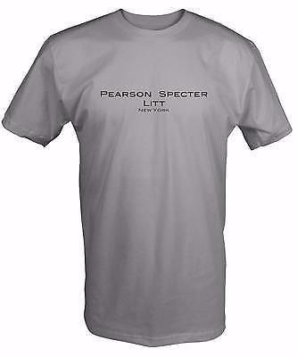 """""""Pearson Specter Litt"""" Custom Camiseta Trajes Camiseta Ley TV USA NY"""