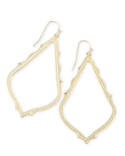 Kendra Scott ''Signature'' Sophee Gold plated Drop Earrings