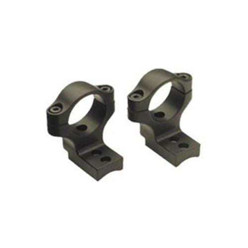 Blackpowder Products Medium Durasight Z-2 Alloy Intregral Ring/Base System for Muzzleloading Rifles (Black)