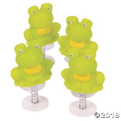 Fun Express Spring Frog POP UPS - Toys - 12 Pieces: Toys & Games