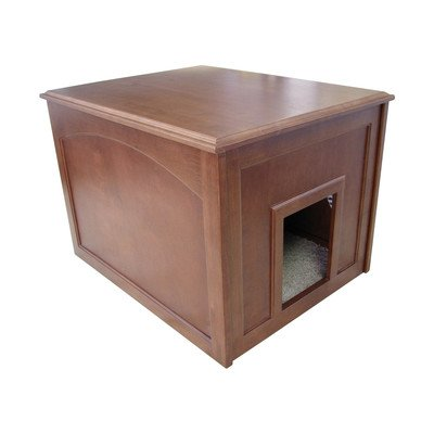 Cat Box Crown Pet Products Cat Litter Cabinet [tag]