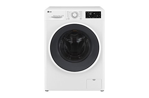 LG F74820WH Independiente Carga frontal 7kg 1400RPM A+++-40 ...