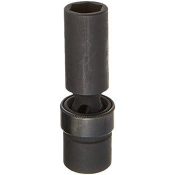 Sunex 211umd 1//2-Inch Drive 11-mm Deep Universal Impact Socket