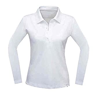 micorriza Mujer Polo - Camiseta manga larga - color blanco ...