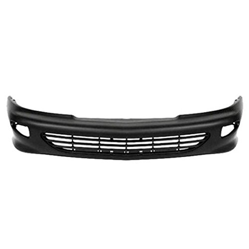 Partomotive For CAPA NEW 95-99 Chevy Cavalier Front Bumper Cover Assy Primed GM1000504 22597557