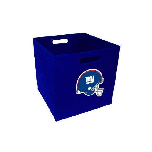 NFL New York Giants 12-Inch Storage Cube