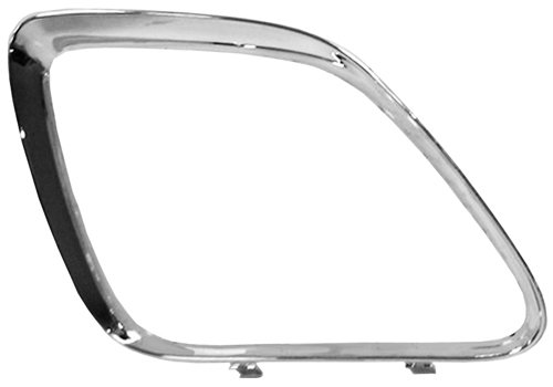 IPCW CWG-PN0707A2 Outer Right Side//Passenger Side Chrome Replacement Grille
