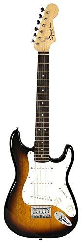Squier by Fender Limited Edition Mini Strat Electric Guitar - Sunburst