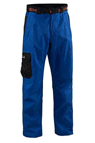 Grundéns Men's Weather Watch Fishing Pant, Glacier Blue - - Waterproof Oxfords Athletic