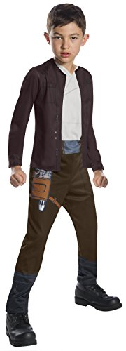 Rubie's Star Wars Episode VIII: The Last Jedi, Child's Poe Dameron Costume, (Family Guy Halloween Girls)