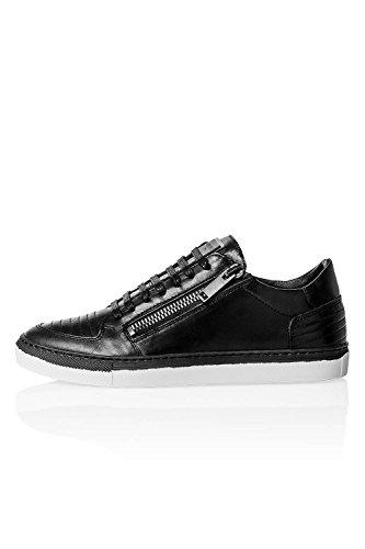 Antony Morato Herren Sneaker Low-Top Skater Black (Col. 9000)