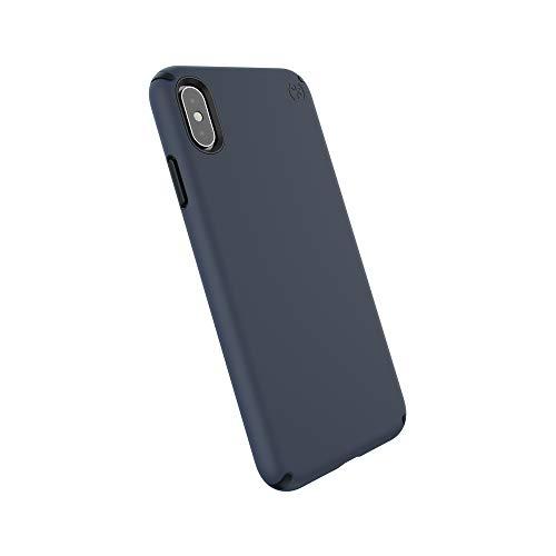 Speck Presidio Pro Funda Protectora para iPhone XS MAX - Azul Eclipse/Negro