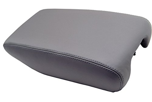 Lexus LS400 Center Console Armrest Synthetic Leather CoverDark Gray For 95-00