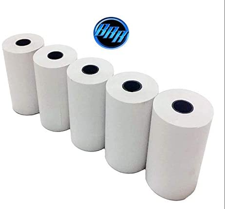 "Thermal Paper Rolls 2-1//4/"" X 50/' for PAX A920 ~FREE SHIPPING~ 100"