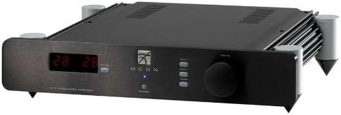 Moon I5, amplificador Dual Mono, negro, incluye mando a distancia FRM: Amazon.es: Electrónica