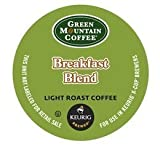 Green Mountain Coffee Breakfast Blend, Jumbo Size Pack K-Cup Portion Pack for Keurig K-Cup Brewers - 48 Count (Pack of 2)