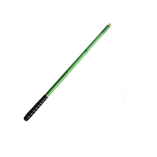 - Rod Combo Telescopic Fishing Rod 3.0M-7.2M Carbon Fiber 2/8-3/7 Power Hand Pole+Fishing Float Rig&Spare Top-Three Tips,Green,6.3 M