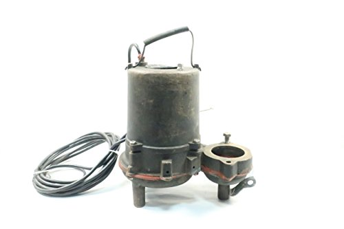 - HYDROMATIC SP50AB1 Submersible Pump 1/2HP 2IN 115V-AC D625002