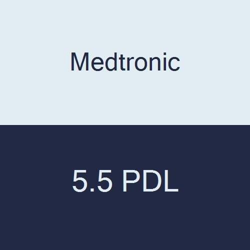 Covidien 5.5 PDL Tracheostomy Tube, Pediatric, Long, 52 mm Length, Size 5.5
