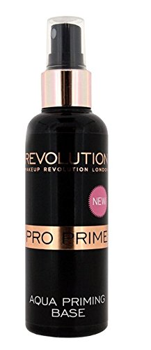 Priming Base (Makeup Revolution Aqua Priming Base 3.38 Ounce)