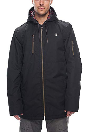 686 Men's Riot Insulated Jackets | Waterproof Ski/Snowboard Jackets
