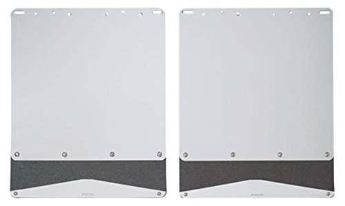 Putco 79493 Stainless Steel Mud Flap - Putco Mud