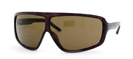 Valentino 1187 S sunglasses Olive Amber with Brown Lens